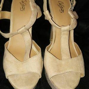 City Streets Stiletto heels
